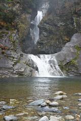 Un volto nella cascata (illyphoto) Tags: photoilariaprovenzi illyphoto cascata orrido valchiavenna cascatedelboggia gordona face volto roccia
