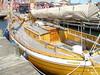Ein wunderschönes Segelschiff ... (bayernernst) Tags: 2016 juni sn205906 dänemark jütland skiveren meer nordsee aalbæk hafen boot schiff segelschiff segelboot holzboot