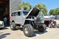 So-Cal Speed Shop Open House 2016 (USautos98) Tags: willys jeep 4x4 hotrod streetrod custom