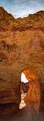 arch and gateway (JoelDeluxe) Tags: bryce national monument park hoodoos redrocks views trails queens trail navajo loop ut hdr joeldeluxe