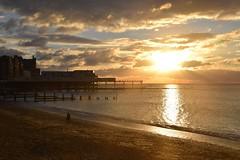 sunset (karen leah) Tags: sunset dusk aberystwyth