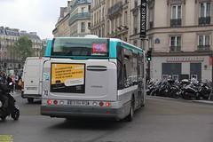 2008-2013 Irisbus Citelis 18 #1976 (busdude) Tags: ratp group rgie autonome des transports parisiens irisbus citelis 18 rgieautonomedestransportsparisiens ratpgroup stif syndicat dledefrance syndicatdestransportsdledefrance