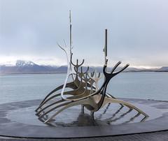 VikingRKV (R V S Photography) Tags: iceland north hemisphere northern scandinavian icelandic canon 5d mark 4 iv 50mm reykjavik viking sculpture