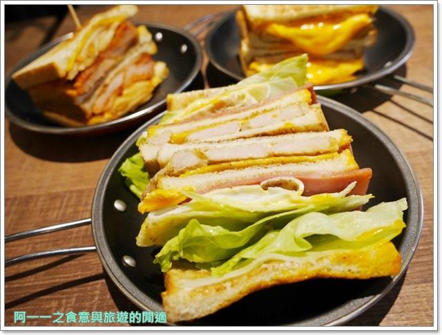 餓店碳烤吐司.捷運三重國小站.美食.早餐.雙倍起司肉蛋image040