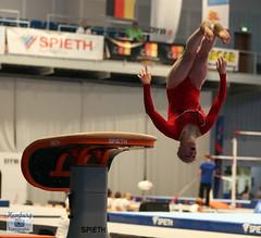 Deutsche Meisterschaft im Kunstturnen 2016  (101) (Enjoy my pixel.... :-)) Tags: sport turnen alsterdorfersporthalle hamburg 2016 deutschemeisterschaft dtb gymnastik gymnastic girl woman sexy pretty deutschland