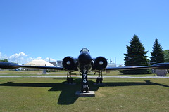 CF-100 Canuck (jc nadeau) Tags: rcaf museum aircraft canada canadian air force trenton ontario airport cfb helicopter