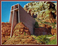 CellPhone20101016-3 (bjarne.winkler) Tags: day2 photo foto safari visit chapel holy cross near sedona az designed by frank lloyd wright