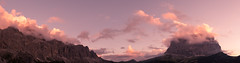 Pink Alpine Sunset (Massimiliano Teodori) Tags: alpi dolomiti sunset chalet gerard valgardena tirolo sdtirol sudtirolo trentino sassolungo canon 6d ef1635f4lis canonef1635f4lis