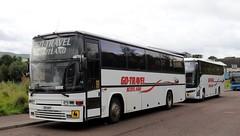 Go Travel, Carnwath G6GOT (busmanscotland) Tags: go travel carnwath l300bva wpt456 ksv361 g6got l300 bva wpt 456 ksv 361 g6 got