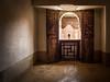 Carvings & Stucco (Mopple Labalaine) Tags: carving benyoussefmadrasa marrakech morocco prayer school room wood stucco plastering dormitory balcony museum window