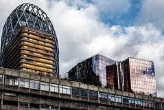 Sedimentation urbaine (e_Ag) Tags: ladfense paris faades urbanisme luminosit city lovelycity