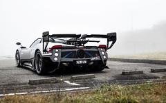 Wing Wing. (Alex Penfold) Tags: pagani zonda 760 oliver supercars supercar super car cars autos alex penfold 2016 matte grey japan raduno