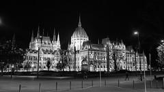 Government at Night (WrldVoyagr) Tags: hungary lumix gm5 night panasonic budapest hu confroom