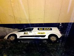 Accidente en Zearkalea (Ayuntamiento de Ermua · Ermuko Udala) Tags: ermua bizkaia aritzmendi frontón 2016 accidente coche bm incidente sociedad zearkale