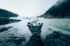 Ice from Grey Glaciar (lpcortesfotografias) Tags: glaciar grey chile tokina1116mm torresdelpaine tokina outdoor travel patagonia nature ice