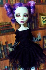 Chill (Antiphane) Tags: monster high mh spectra vondergeist ooak repaint repeinte custom doll poupe