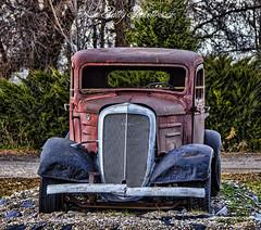 (Pattys-photos) Tags: old rusty truck idaho pattypickett4748gmailcom pattypickett