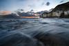 Flamborough Sunrise (jong1982@ymail.com) Tags: nikon d500 hoya pro1 3stop beach sunrise flamborough east yorkshire seascape