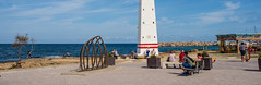 """""""C'an Picfort"""" Promenade. (CWhatPhotos) Tags: canpicfort majorca spain tower spotting mallorca cwhatphotos camera photographs photograph pics pictures pic picture image images foto fotos photography artistic that have which contain with olympus four thirds 43 spanish island october 2016 weather sea blue water coast coastal view mediterranean clear day sunny balearic islands balearics"""