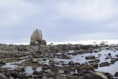 _DSC0200 (Nacho_71) Tags: roca portizuelo asturias cantabrico mar oceanos espuma playa luarca