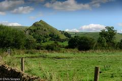 Fence Fridays - Derbyshire (Chris Scopes) Tags: fence landscapes fencefridays derbyshire hill landscape