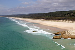 Nineteen Mile Beach Straddie