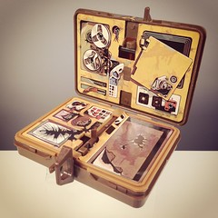 Exploding Briefcase (WEBmikey) Tags: toys sixmilliondollarman smdm kenner