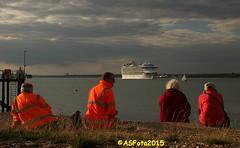 Azura (andywsx) Tags: hampshire po southampton cruiseliner azura calshot passengership canoneos7d tamron18270