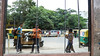 PeeVee Walks 25K KG Towers-1040234 (peevee@ds) Tags: city bangalore boundary peevee kempe gowda kempegowda 25kmwalk peeveewalks25k
