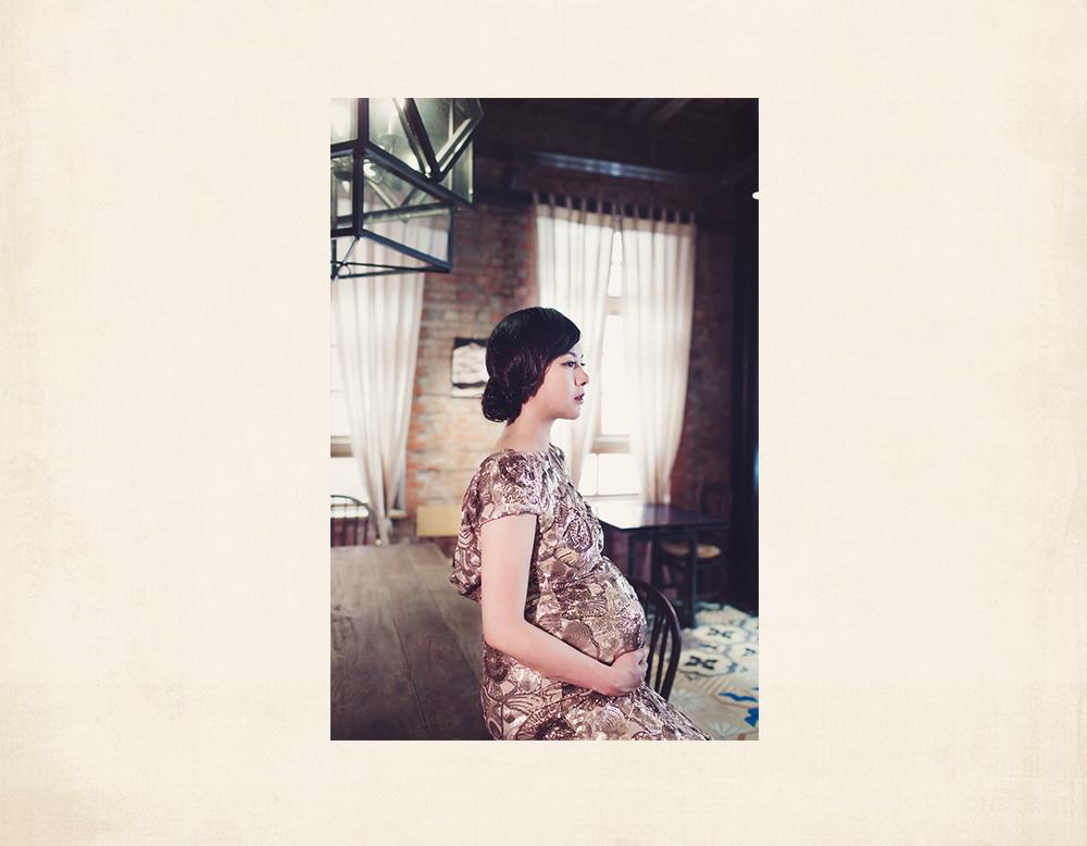 孕婦禮服女攝影師孕婦寫真拍攝作家葉陽孕婦寫真攝影師
