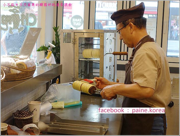 惠化chimney cake 煙囪麵包 (21).JPG