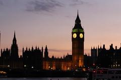 House of Parliament (Albert Jafar) Tags: longexposure nightphotography bridge england london dusk ngc bigben southbank nightphoto riverthames westminsterbridge houseofparliament streetlighting gothicarchitecture parliamentbuilding thepalaceofwestminster photographerswharf