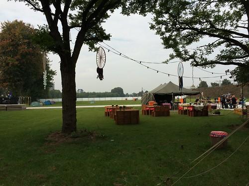 Incubate Campsite 2014