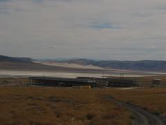 Salt Wells Geothermal Power Plant (Geothermal Resources Council) Tags: plant power salt wells geothermal 134 mw grc grcannualmeeting grcfieldtrip
