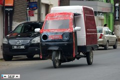 Motor tricycle  Tunisia 2015 (seifracing) Tags: rescue cars truck cops traffic tunisia crash tricycle taxi tunis transport police voiture vehicles camion research trucks motor van emergency spotting services recovery tunisie tunisian tunesien ssangyong 2015 seifracing