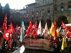"MANIFESTAZIONE SCUOLA 24 OTTOBRE 2015 (10) • <a style=""font-size:0.8em;"" href=""http://www.flickr.com/photos/99216397@N02/22462677716/"" target=""_blank"">View on Flickr</a>"