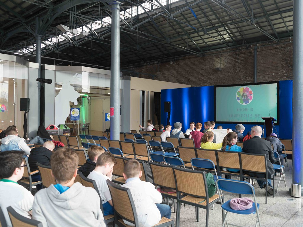 Annual Creative Tech Festival [2015]-109318