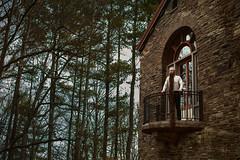 Manpunzel  90/365 (aleah michele) Tags: november trees tower castle forest beard woods flickr meetup rapunzel watkinsglen flickrgathering noshavenovember longbeard stonecastle manpunzel beardfashion beardstyle aleahmichele manwithlongbeard aleahmichelephotography watkinsglenflickrgathering beardextension wgfg2015