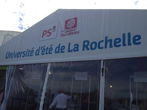 Université d'été de La Rochelle 2015