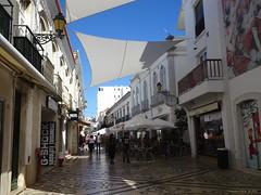 Faro (Algarve), Portugal - Fugngerzone Rua de Santo Antonio (Carsten@Berlin) Tags: portugal 2016 algarve faro fliesen santoantnio santoantonio fusgngerzone
