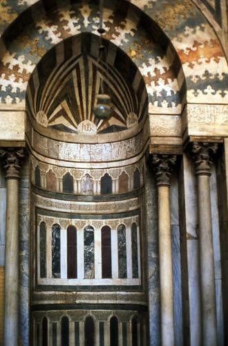 """Ägypten 1983 (13) Kairo: Sultan-Hasan-Moschee • <a style=""""font-size:0.8em;"""" href=""""http://www.flickr.com/photos/69570948@N04/22963032915/"""" target=""""_blank"""">Auf Flickr ansehen</a>"""