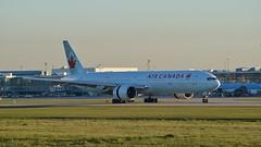 Air Canada 777-300(ER) (GeorgeChoy Photography) Tags: boeing yvr 777 aircanada cyvr 777333er