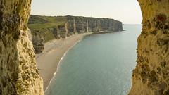 Normandia Etretat (29) (lucabovo) Tags: costa france mare francia etretat normandia scogliere scogliera alabastro alabatre cotealabatre