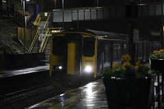 150219 British Railways Class 150 Sprinter, Great Western Railway, Keynsham, Somerset (Kev Slade Too) Tags: somerset firstgreatwestern keynsham sprinter britishrailways dmu greatwesternrailway class150 150219 2o97