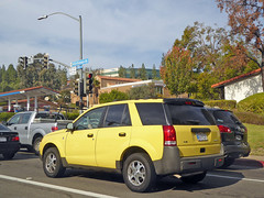 Saturn Vue 12-10-15 (Photo Nut 2011) Tags: california sandiego mobil saturn vue ranchobernardo