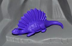 Russ rubber dinosaur: Dimetrodon (LittleWeirdos) Tags: toy dinosaur minifigure dimetrodon dinosaurtoys dinosaurtoy rubberdinosaur 90stoy russtoys dinosaurfigure