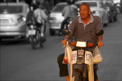 SONY3_ 081612 (andi islinger) Tags: people thailand asia transport motorbike streetscenes select isaan isan phimai thailand2014