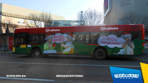 Info Media Group - Moj Market, BUS Outdoor Advertising, Banja Luka 12-2015 (5)