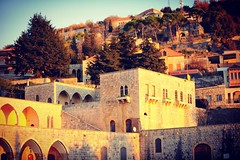 Good morning. Beit Eddine before the snow storm . (A. Saleh) Tags: lebanon nature nikon saleh asaad instagram ifttt