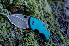 (damianjankowiak) Tags: fujiholics xt10 frozen kershaw shuffle pocketknife knife foldingknife edc